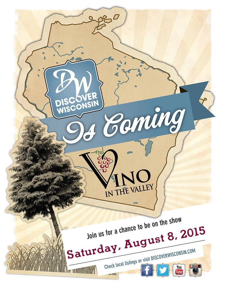 Discover Wisconsin at Vino in the Valley