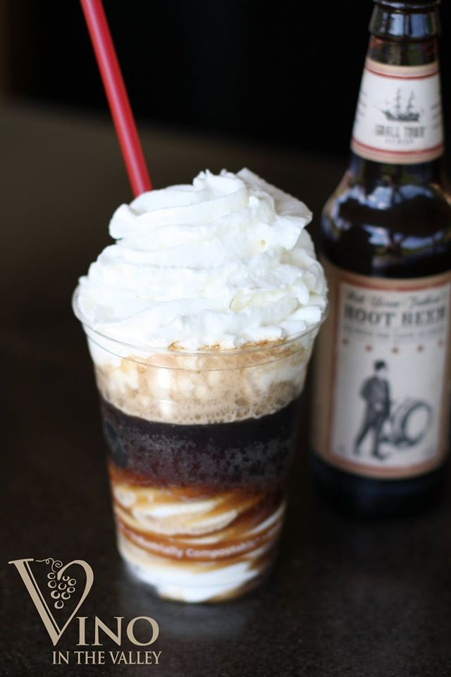 Vino in the Valley - Not Your Father's Root Beer Float