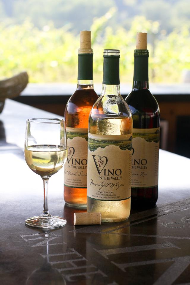 Vino In the Valley - House Wines
