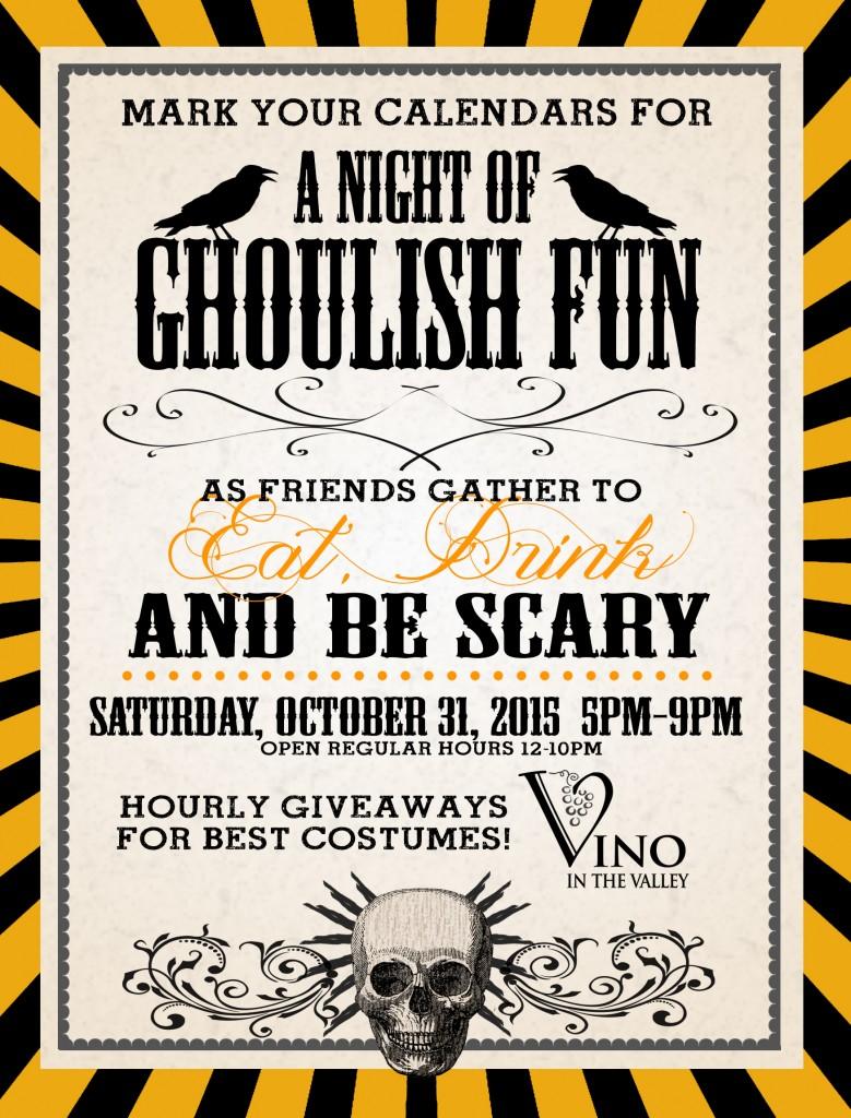Halloween Party 10-15